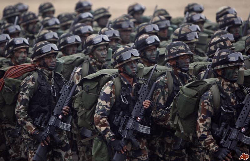 Image result for नेपाली सेना