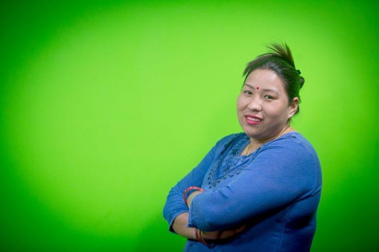 Image of मीना गुरुङ