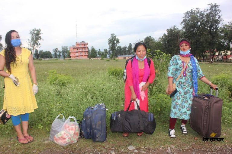 घर नपुग्दै विदेश ताक्दै, फेरि पनि अवैध रुपमै छिर्ने योजना बुन्दै